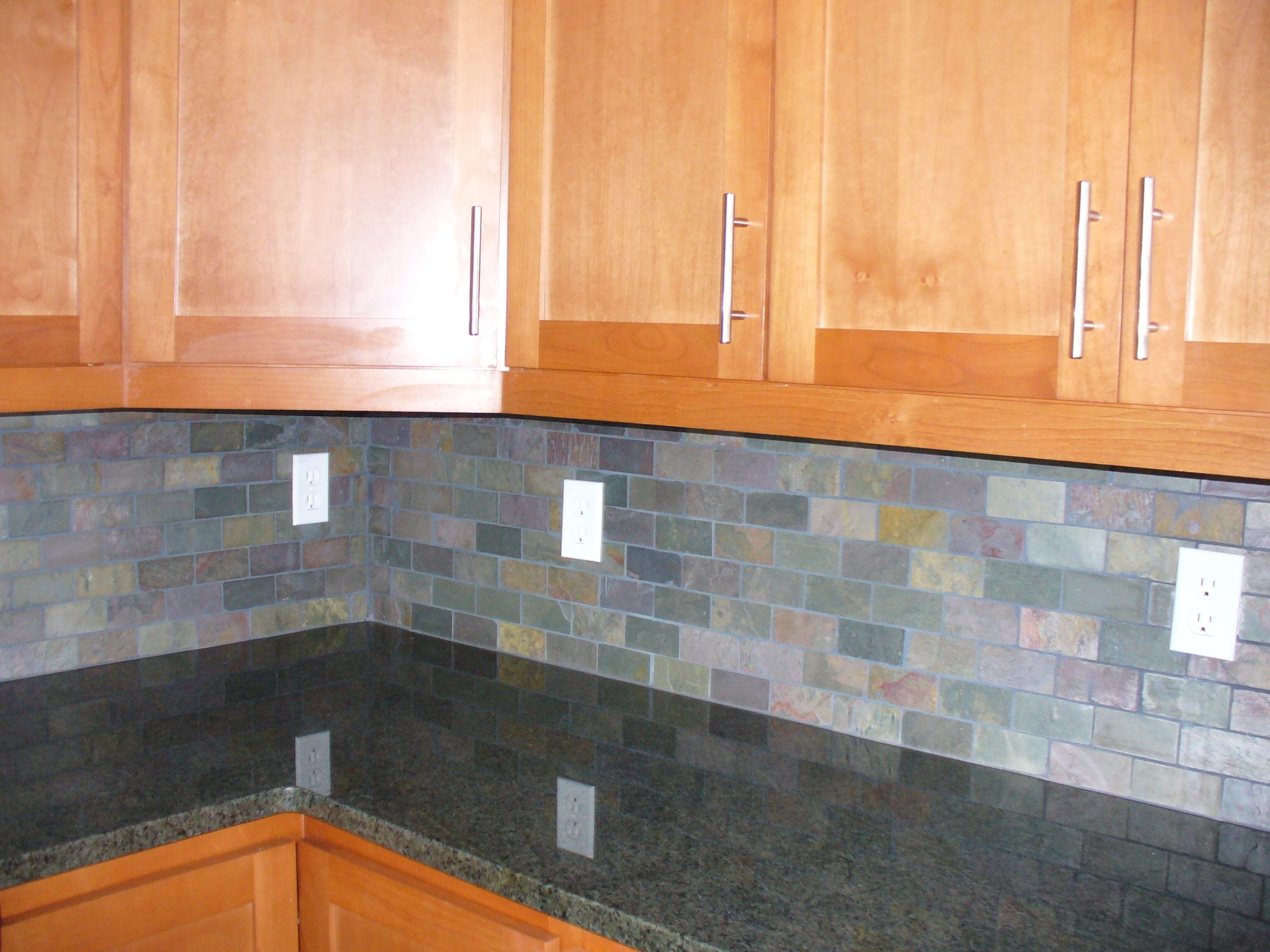 ask bill the builder source for all things construction this often leads to a crack developing between the kitchen or bath countertop and the backsplash material this is entirely normal and is not an